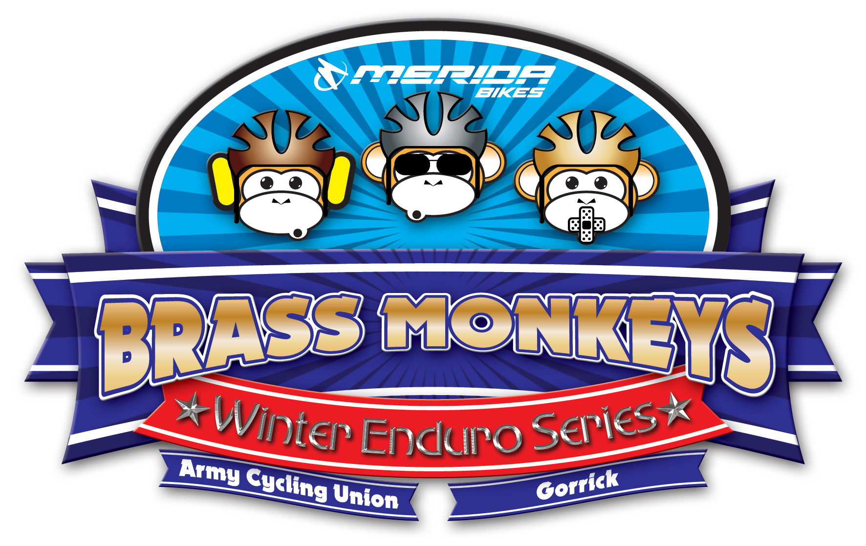 Merida Brass Monkeys